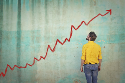steigende Rendite mit Aktien